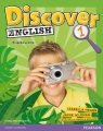 Discover English 1 SB + CD PEARSON