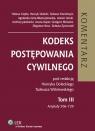 Kodeks postępowania cywilnego Komentarz Tom 3  Dolecki Henryk, Wiśniewski Tadeusz