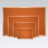 Tablica korkowa 50x60 (TC651) rama drewniana (TC65 MB)