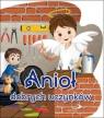 Aniołek 4 Anioł dobrych uczynków Zeman Bogusław