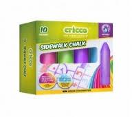 Kreda chodnikowa Cricco 10 kolorów (CR301K10)