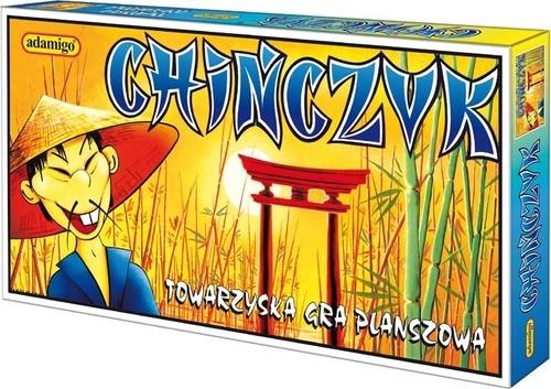 Chińczyk Towarzyska gra planszowa (1033)