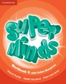 Super Minds 4 Workbook with Online Resources