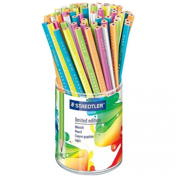 Ołówek trójkątny HB mix kolorów