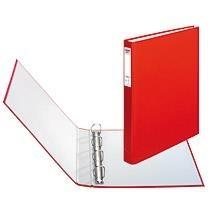Segregator A4 4cm 4za czerwony max file