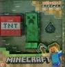 Minecraft Figurka Creeper + akcesoria