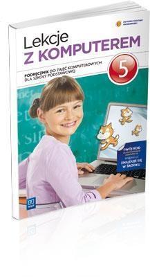Lekcje z komputerem 5 Podręcznik Jochemczyk Wanda, Krajewska-Kranas Iwona, Kranas Witold