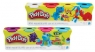 Play-Doh Ciastolina tuba 4-pak mix kolorów