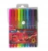 Długopis Fluo 10 kolorów