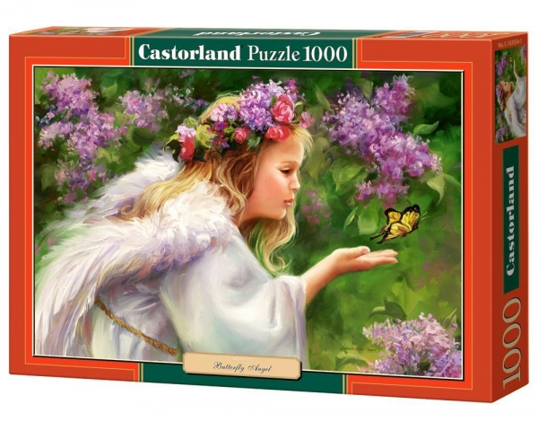 Puzzle 1000 Copy of buterflay angel (103034) .