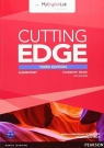 Cutting Edge 3ed Elemntary Student's Book with MyEnglishLab +DVD Peter Moor, Sarah Cunningham, Araminta Crace