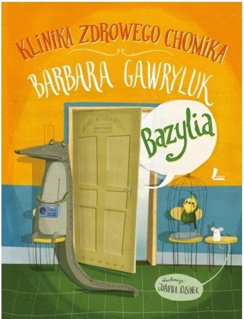 Klinika Zdrowego Chomika Bazylia Gawryluk Barbara