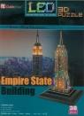 Puzzle 38: Led Empire State Building. 3D (L503H)