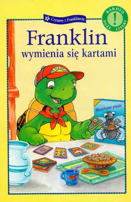 Franklin wymienia się kartami Bourgeois Paulette, Clark Brenda