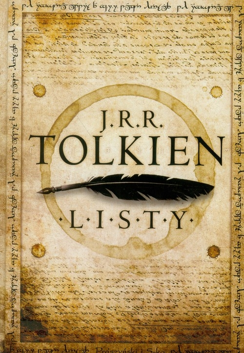 Listy Tolkien John Ronald Reuel