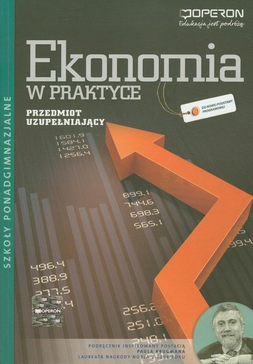 Ekonomia w praktyce Podręcznik Kijakowska Jolanta