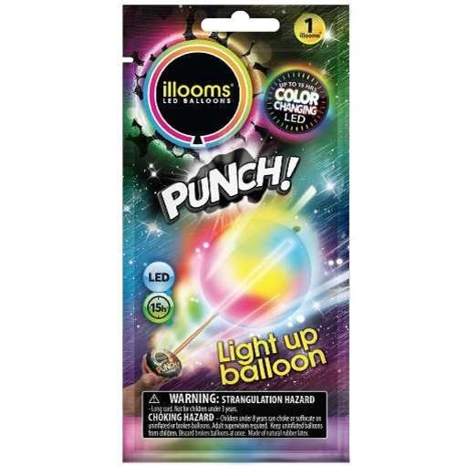 Balony LED Zmiana koloru (ILL80057)