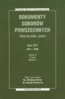Dokumenty Soborów Powszechnych tom 4/1 1511-1870 Baron Arkadiusz, Pietras Henryk