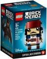 Brick Headz: Kapitan Jack Sparrow (41593) Wiek: 10+