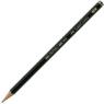 Ołówki zwykłe Faber Castel czarny (FC) (119003)