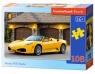 Puzzle Ferrari F430 Spider 108 elementów (010035)