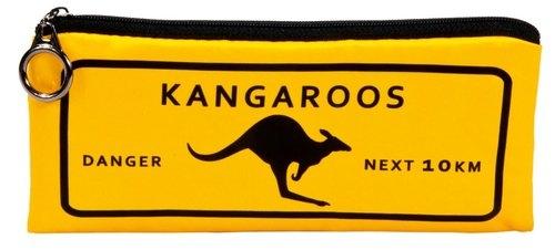 Piórnik Adventure time - kangaroo