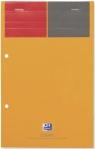 Notatnik Notepad A4 + 80k LI żółte kartki OXFORD INTERNATIONAL