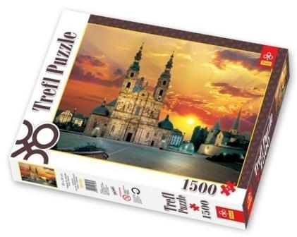 Katedra Świętego Michała, Hesja, Niemcy - 1500 elementów