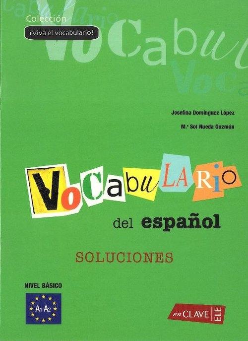 Viva el Vocabulario basico Klucz Lopez Josefina Rodriguez, Guzman Maria sol Nueda
