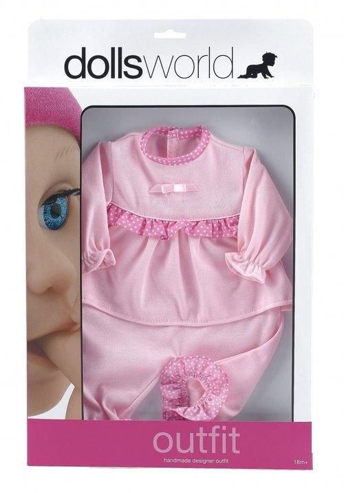Ubranka Deluxe w 8 modnych wzorach (08503)