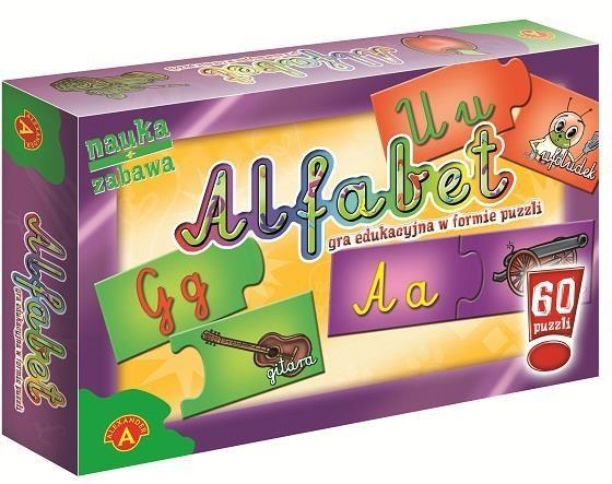 Alfabet puzzle (0503)