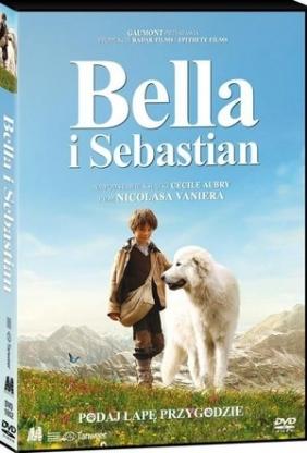 Bella i Sebastian (booklet DVD)