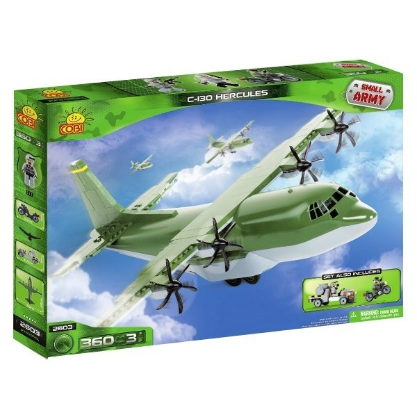 COBI Armia Samolot Transportowy Hercules