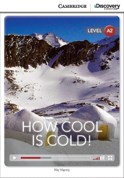 How Cool is Cold! Harris Nic
