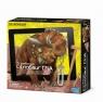 Wykopaliska. DNA dinozaurów - Triceratops (7003)