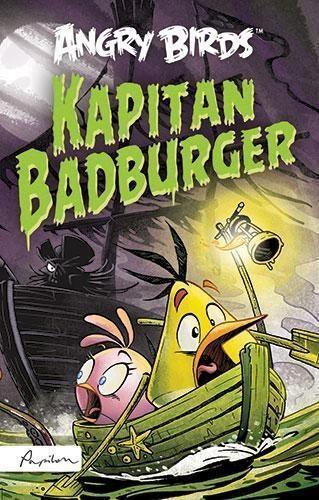 Angry Birds Kapitan Badburger Dakin Glenn