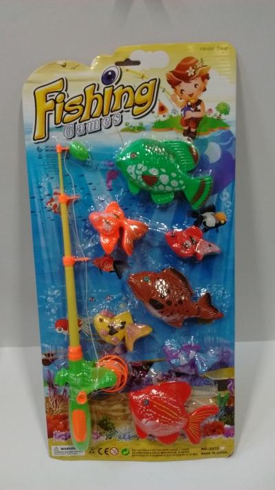 Wędka z rybkami (G089755)