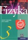 Fizyka 3 Zeszyt ćwiczeń gimnazjum Grzybowski Roman