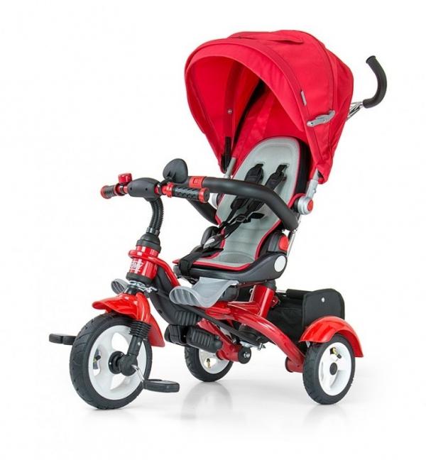 Rower trójkołowy Tomy Red (3036)