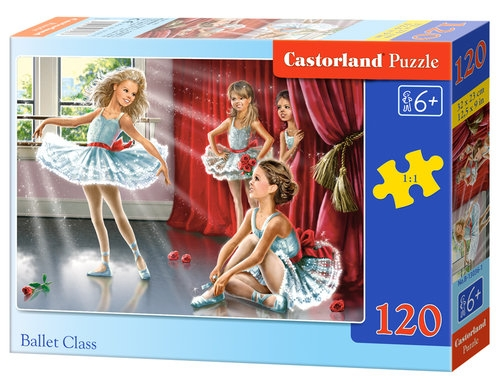 Puzzle 120: Ballet Class