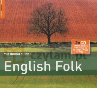 The Rough Guide To English Folk (Digipack)