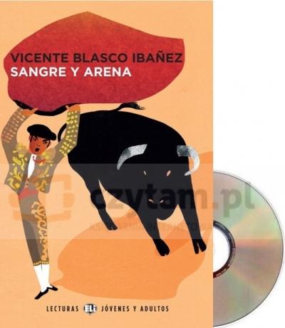 Sangre y arena książka +CD B1 Vicente Blasco Ibanez