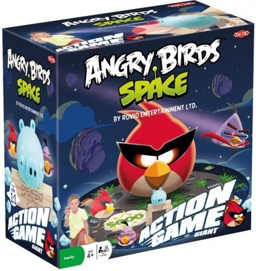 Angry Birds Space Giant Action game (40703)