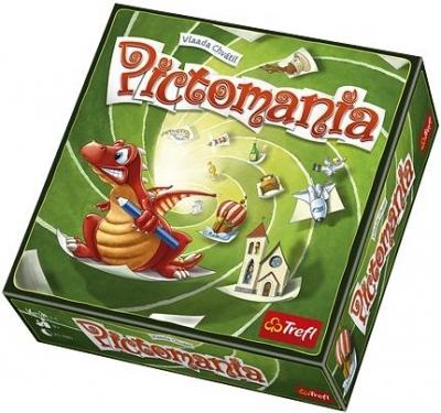 Pictomania - 3 - 6 graczy (00803)