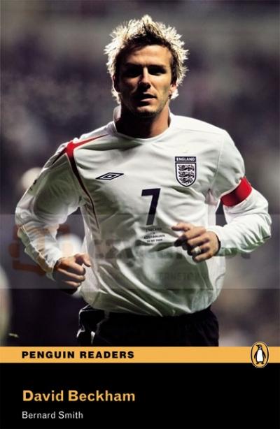 Pen. David Beckham Bk/CD (1) Bernard Smith