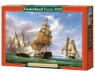 Puzzle Combat between the French and the English Vessels 3000 (300037)