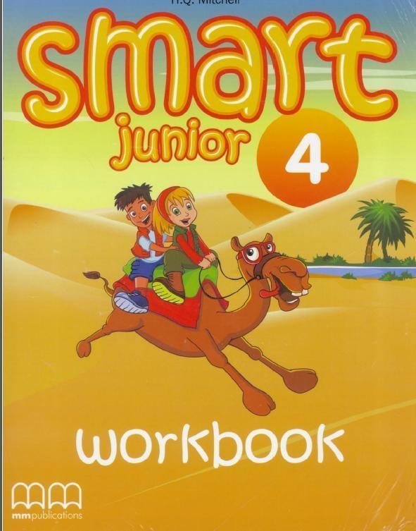 Smart Junior 4 WB MM PUBLICATIONS Mitchell H. Q.