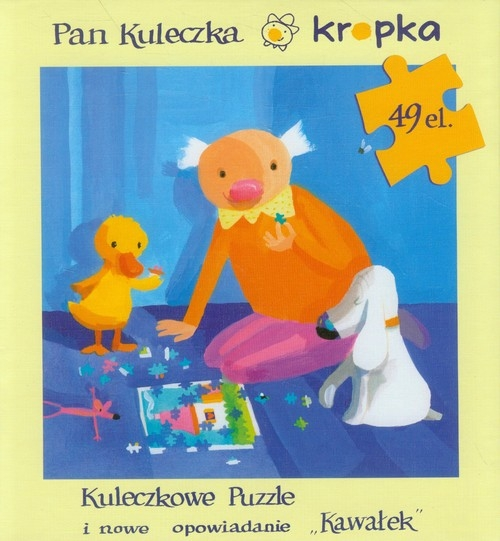 Pan Kuleczka Puzzle 49
