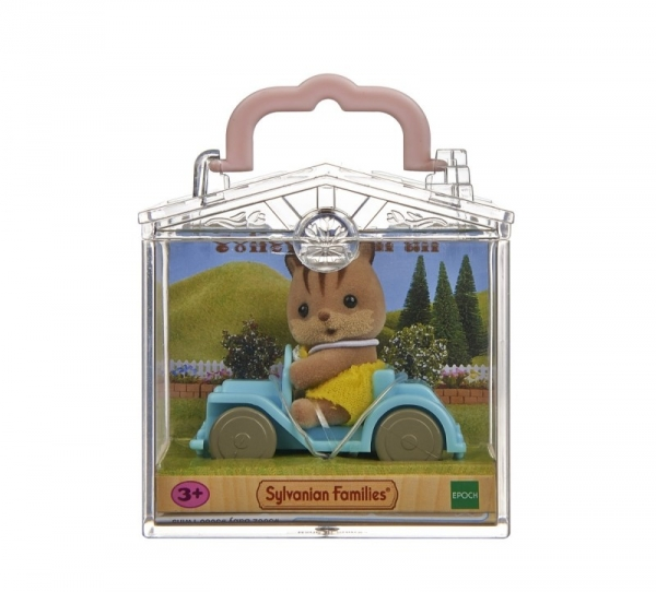 Wiewiórka na samochodziku (5203)