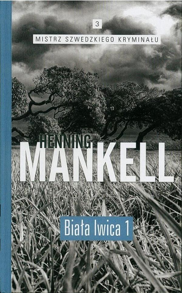 Biała lwica Część 1 Henning Mankell